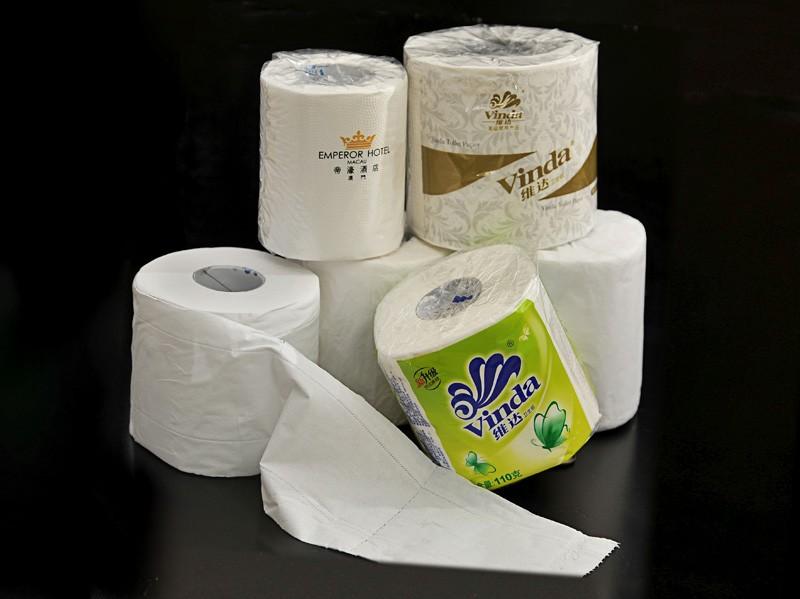 4) 小卷衛生紙